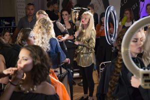 30. Make-up Magyar Kupa Beauty Kiállítás