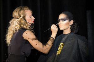 Sminkszínpad - copy Beauty Kiállítás