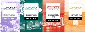 Cosmoprof & Beauty Forum network